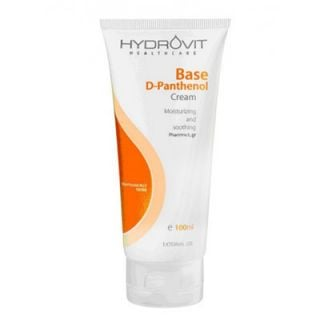 Hydrovit Base D-Panthenol Cream 100ml Cream Care and Skin Hydration