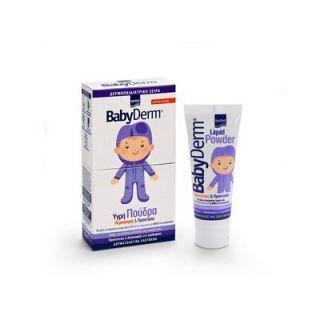 Intermed Babyderm Liquid Powder 75ml