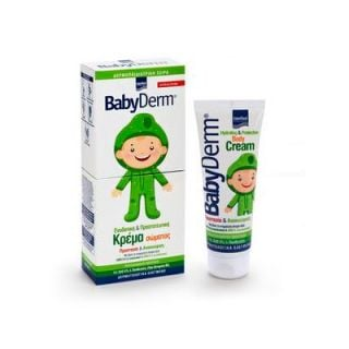 InterMed Babyderm Hydrating & Protective Cream 125ml