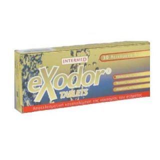 InterMed Exodor 30 Tablets Fresh Breath