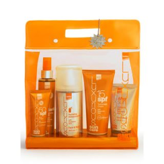 InterMed Luxurious Sun Care Medium Protection Pack Πακέτο 5 Αντιηλιακών