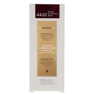 Korres Abyssinia Superior Gloss Colorant 50ml Hair Colorant 44.62 Brown Intense Red - Violet