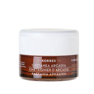 Korres Castanea Arcadia Night Cream 40ml Antiageing & Firming