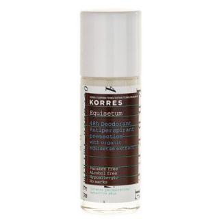 Korres Equisetum 48h Deodorant 30ml Fragrance