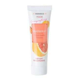 Korres Instant Brightening Mask Grapefruit 18ml