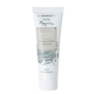 Korres Deep Cleansing Mask Natural Clay 18ml