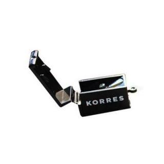Korres Black Pencil Sharpener 1 Item