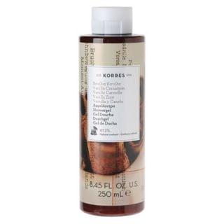 Korres Shower Gel Vanilla Cinnamon 250ml