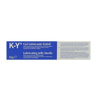K-Y Lubricating Gel Sterile 82gr