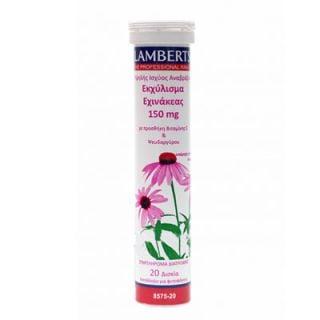 Lamberts Echinacea Extract 150mg 20 Effervescent Tabs