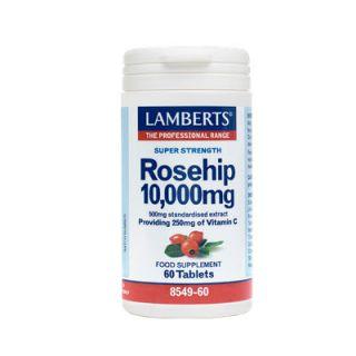 Lamberts Rosehip 10.000mg 60 Tabs