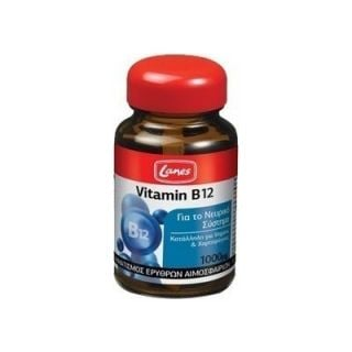 Lanes Vitamin B12 30 Tabs