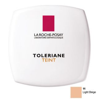 La Roche Posay Toleriane Teint Compact 9gr 11 Ligth Beige SPF35 Καλυπτικό Make-up