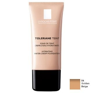 La Roche Posay Toleriane Teint Creme D'Eau Hydratante 30ml Make up 04 Golden Beige for Normal and Dry Skin