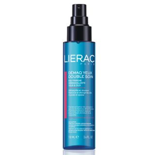Lierac Demaq Yeux Double Soin 100ml Eyes and Lashes De-Make up