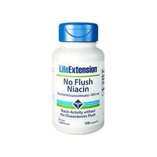Life Extension No Flush Niacin