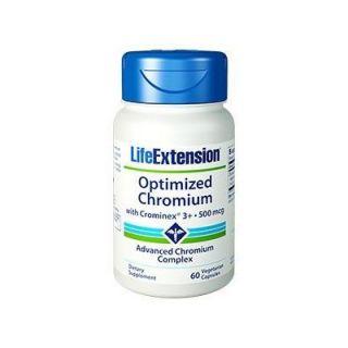 Life Extension Optimized Chromium