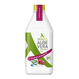 Litinas Aloe Vera Drinking Gel Pomegranate 1000ml