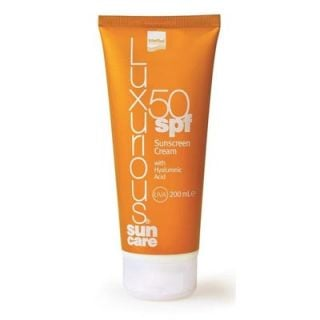 InterMed Luxurious Sun Care Body Cream SPF50 200ml