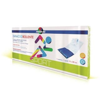 Master Aid Sport Cold Hot 13x28cm Compress 1 Item