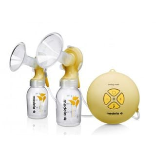 Medela Swing Maxi Double Electric Breast Pump Electric / Battery