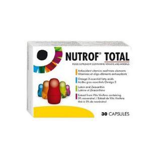 Nutrof Total 30 Caps για την Όραση