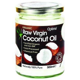 Optima Coconut Oil 453gr Βρώσιμο Έλαιο Καρύδας