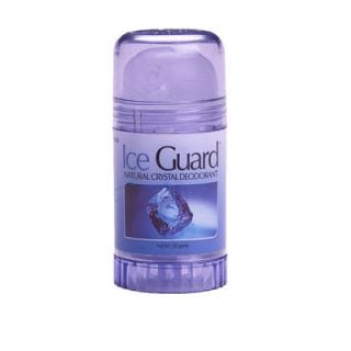 Optima Ice Guard Natural Crystal Deodorant Twist Up 120gr Αποσμητικό