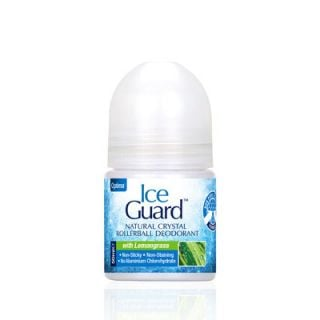 Optima Ice Guard Deodorant Rollerball Lemongrass 50ml