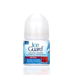 Optima Ice Guard Deodorant Rollerball Rose 50ml
