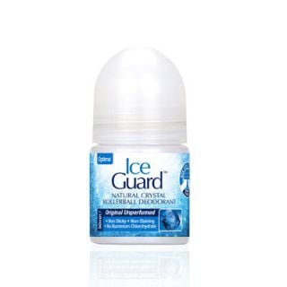 Optima Ice Guard Unperfumed Deodorant Rollerball 50ml Αποσμητικό Χωρίς Άρωμα