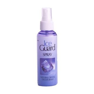 Optima Ice Guard Natural Crystal Deodorant Spray 100ml Αποσμητικό σε Σπρέυ