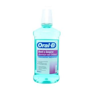 Oral-B Teeth and Gums Care Mouthwash 500ml