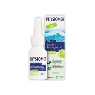 Physiomer Hypertonic Nasal Spray Eucalyptus for Kids 6+ - Adults 20ml