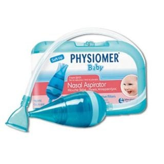Physiomer Baby Nasal Aspirator 1 Item