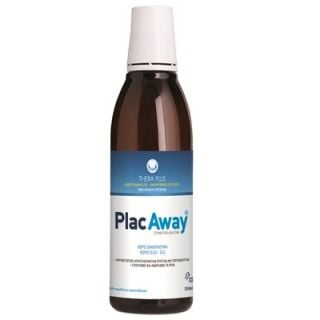 Plac Away Thera Plus Chlorhexidine 0.20% - Hyaluronic Acid 0.05% Mouthwash 250ml