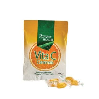 Power Health Power Vita C Carameles 60gr