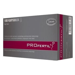 ProFertil Against Male Infertility 180 Tablets