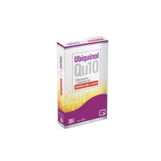Quest Platinum Excellence Ubiquinol Qu10 30 Tabs Ενέργεια