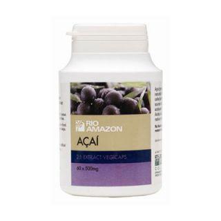 Rio Amazon Acai 60 Caps Antioxidant