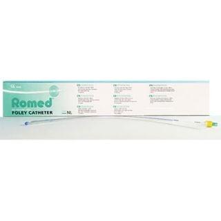 Romed Foley Catheter 2-Way Silicone