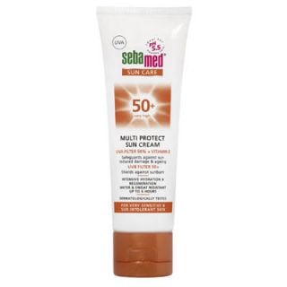 Sebamed Sun Cream SPF50+ 75ml Face Sunscreen