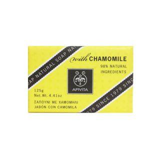 Apivita Natural Soap Chamomile 125gr