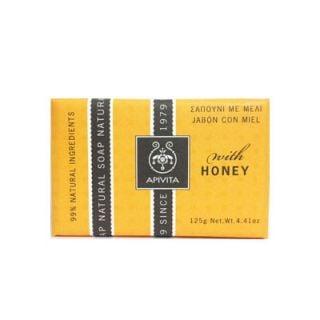 Apivita Natural Soap Honey 125gr