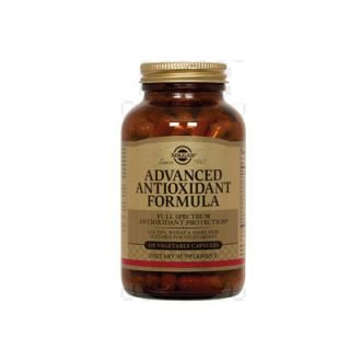 Solgar Advanced Antioxidant Formula 120 Caps