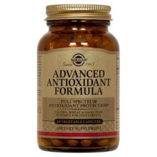 Solgar Advanced Antioxidant Formula 60 Caps
