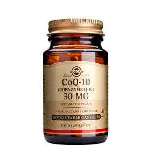 Solgar Coenzyme Q-10 30mg 30 Veg. Caps