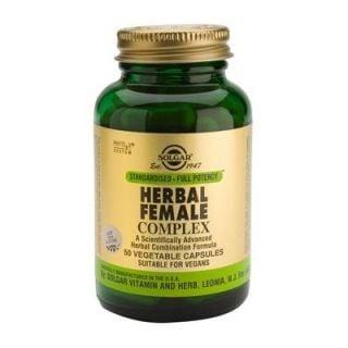 Solgar Herbal Female Complex 50 Veg. Caps