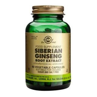 Solgar Siberian Ginseng Root Extract 60 Veg. Caps
