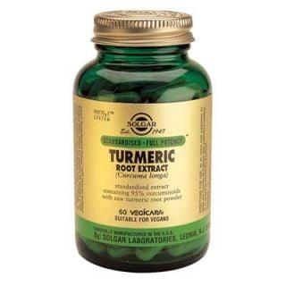 Solgar Turmeric Root Extract 60 Veg. Caps